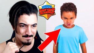 9 Yaşında Çocuk Hesabımı Çaldı! Brawl Stars