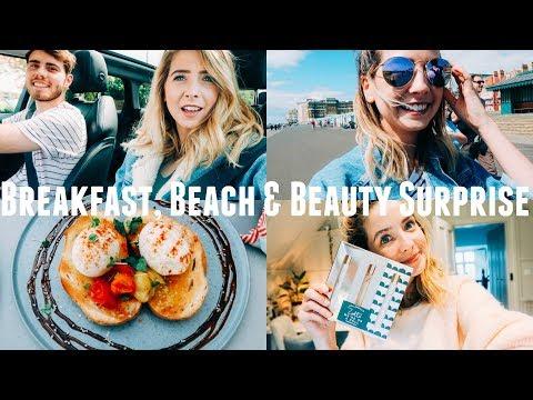 BREAKFAST, BEACH & BEAUTY SURPRISE