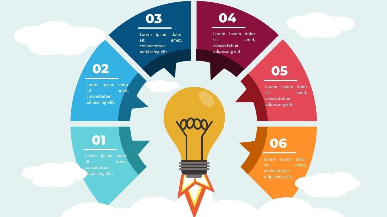 Hướng dẫn cách làm Infographic powerpoint đẹp và chuyên nghiệp