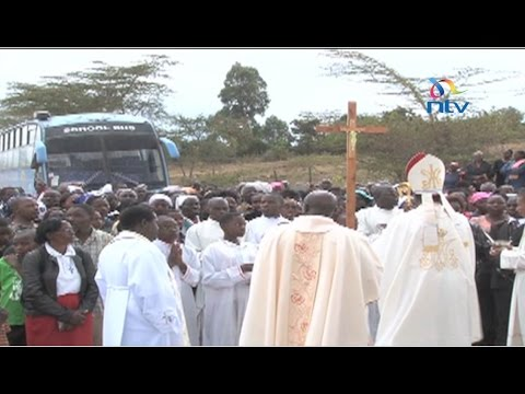 Prayers held in remembrance of Sachangwan, Salgaa accident victims