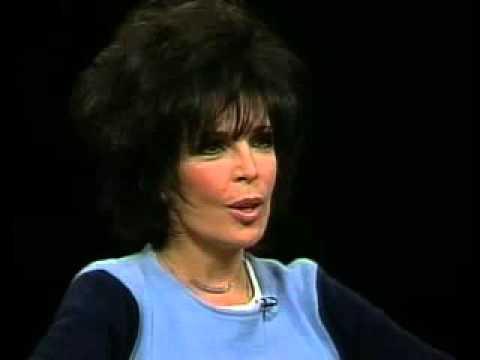 Carole Bayer Sager / Charlie Rose Interview