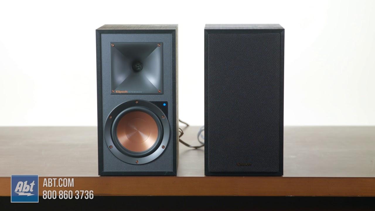 Klipsch R51PM Powered Speaker With Sound Demo