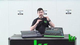 Analog Vs Digital Audio Mixers