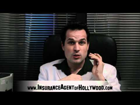 The Insurance Agent of Hollywood