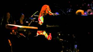 Tori Amos - Brussels (02/10/2012) - Programmable Soda & Our New Year