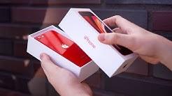 Das neue 479€ iPhone SE: Unboxing & Größenvergleich! - felixba