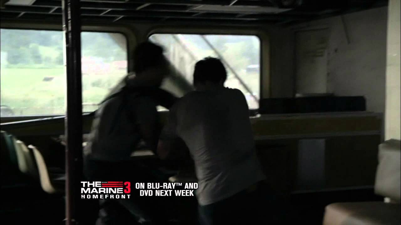 Download See The Miz in action in the new blockbuster - The Marine 3: Homefront: WWE Raw, February 25, 2013
