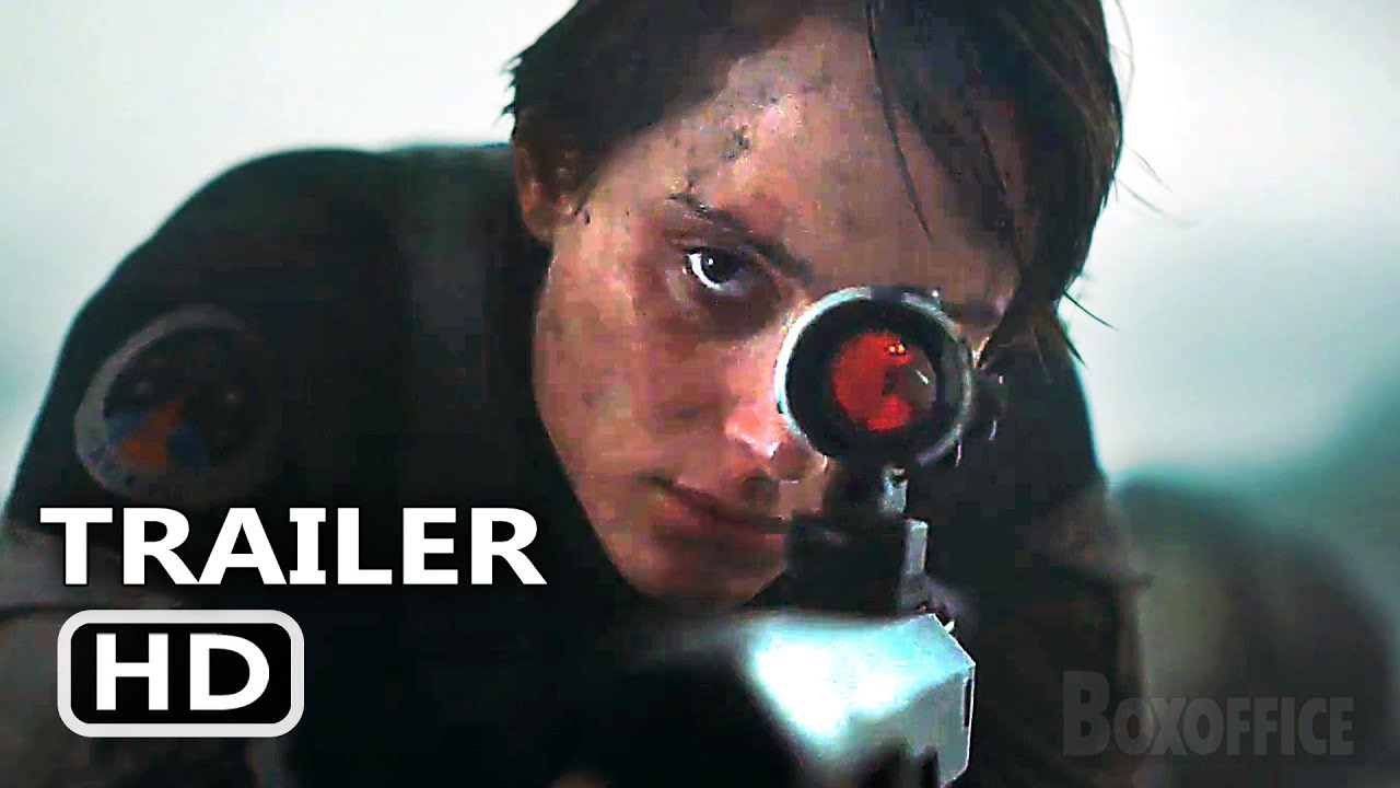 Download TIDES Trailer (2021) Roland Emmerich Sci-Fi Movie