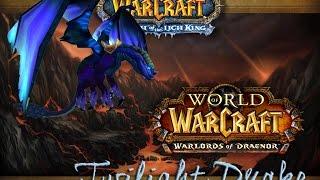 Twilight Drake - 100% Drop Chance Mount / Obsidian Sanctum Entrance