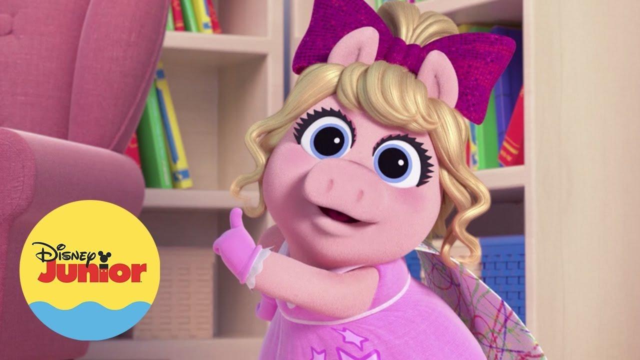 Download Miss Piggy   Hora do Show   Muppet Babies