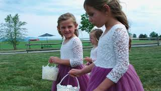 Matthew and Mackensie's Wedding Day