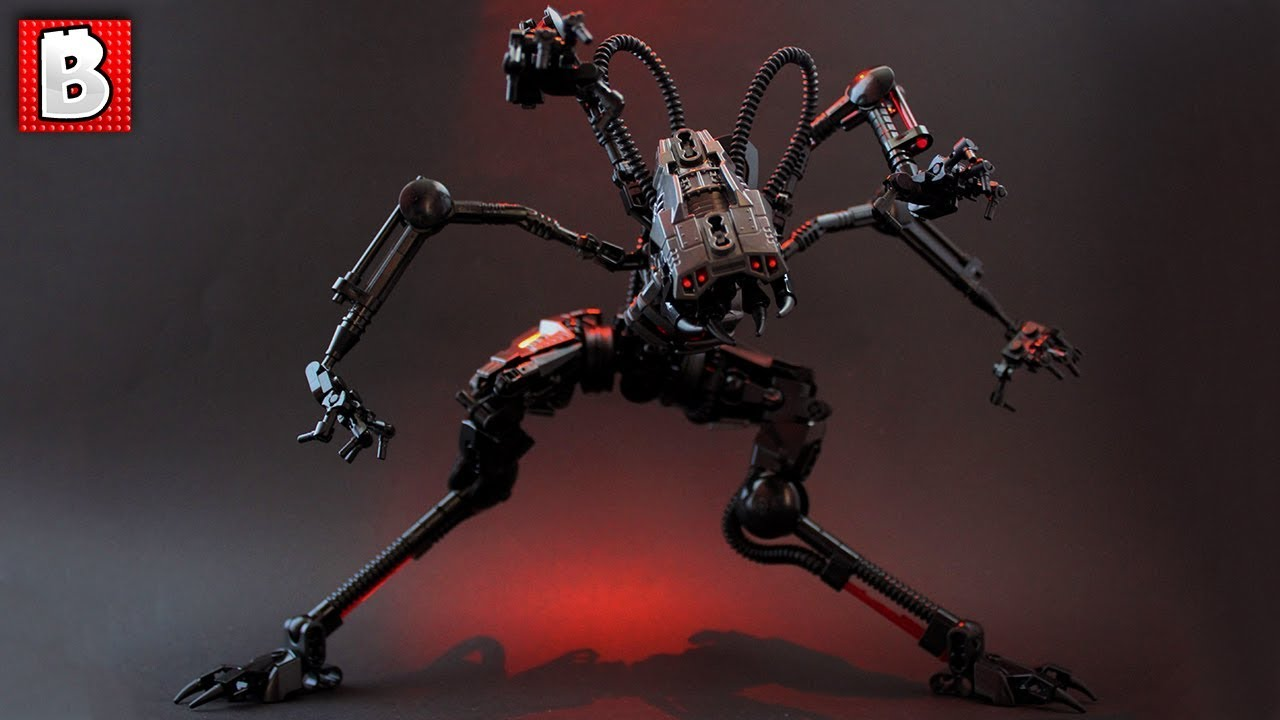Has LEGO Evolved? Can hardly tell this is made of bricks TOP 10 MOCs