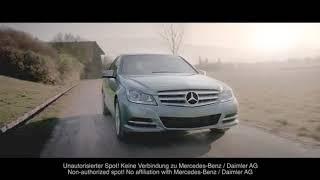 Запрещенная реклама Mercedes-Benz 2013 с Адольфом Гитлером