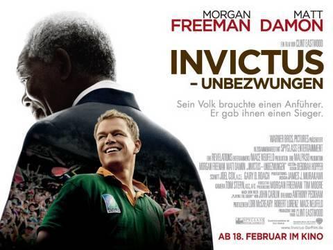 Trailer do filme Invictus