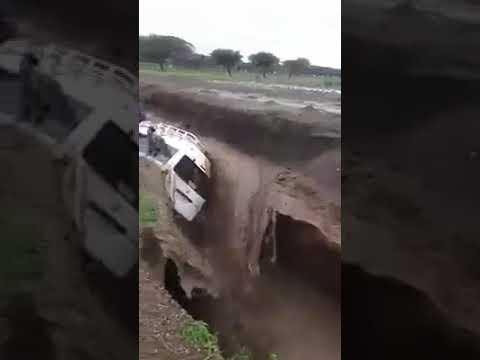 Flooding in Sierre Leone -- Freetown -- mudslide -- West Africa 3