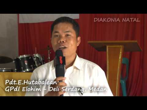 Diakonia Natal 3 – Medan,Sumatera Utara by BEST Church