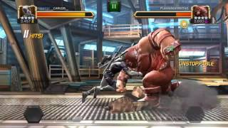 DEADPOOL VS JUGGERNAUT