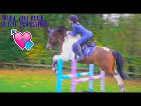 Winter Horse Rider Outfit Ideas Showjumping And Hacking