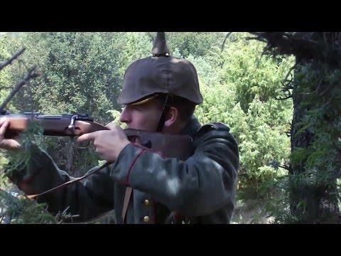 "WW1 Short Movie - ""TOTAL WAR 1915"" HD (use eng subtitles)"
