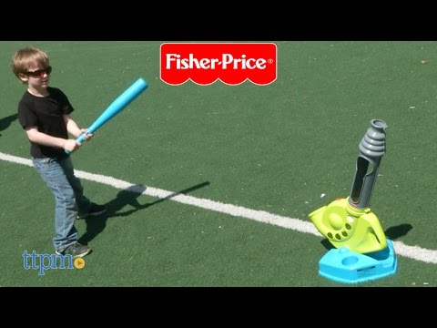 Grow To Pro Triple Hit Baseball From Fisher-Price