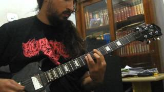 Therion - In The Desert Of Set (cover) [HD]