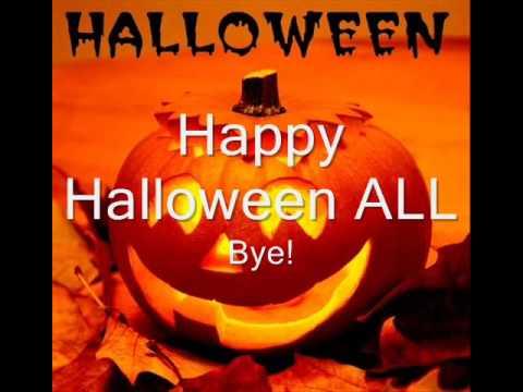 Happy Halloween (Songs) - YouTube
