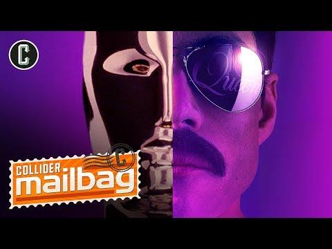 Are Rami Malek's Oscar Chances Over? - Mailbag Mp3