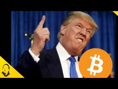 Trump parla di Bitcoin e GoogleCoin la Libra che hai già a tua insaputa