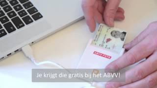 Online stempelen met de elektronische stempelkaart - ABVV