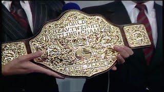 NWA Ric Flair 02/22/1986 (BIG GOLD Debut)