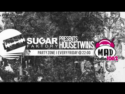 HOUSETWINS DJ Set - Party Zone (27/9/13)