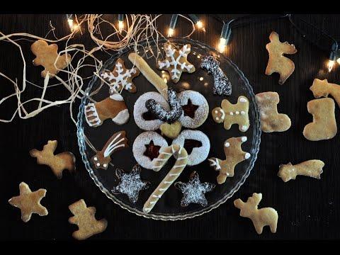 Gluten Free - Christmas Cookies