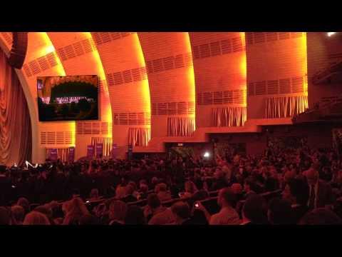 2013 Tisch Salute - New York University (Audio)