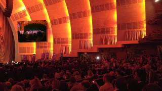 2013 Tisch Salute - New York University (Audio)