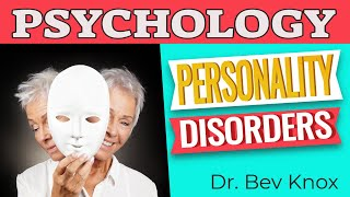 Learn Psychology While You Sleep - What are Personality Disorders
