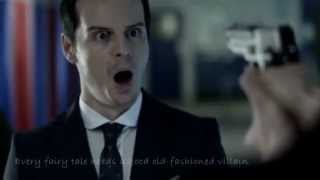 Jim Moriarty - Dance with the devil