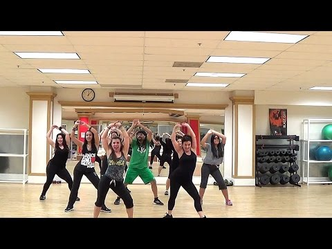 Velocidad 6 (Merengue Version) by Male Fe Dance / Zumba® Fitness Choreography