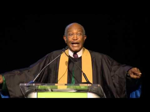 The Rev. Dr. James A. Forbes Jr.: No Justice, No Righteousness