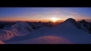 The Spaghetti Tour. A 5 day trek around the Monta Rosa Range, Swiss/Italian Alps.