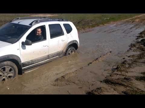 dacia duster 2015 4x4 off road youtube. Black Bedroom Furniture Sets. Home Design Ideas