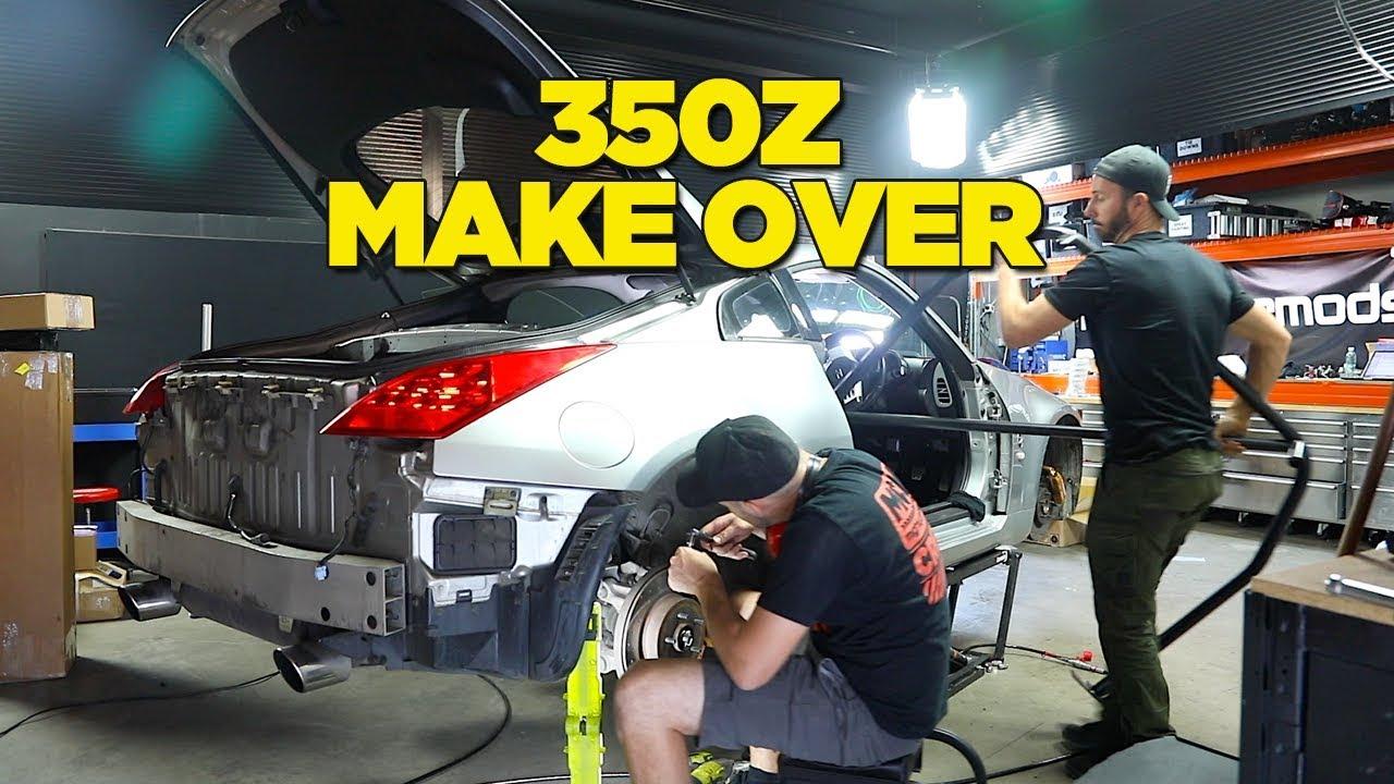 350z-make-over