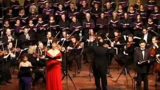 Haydn Nelson mass (1/5) Kyrie, Gloria Conducted by Omri Hadari