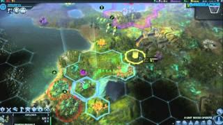 Civilization: Beyond Earth - Gameplay