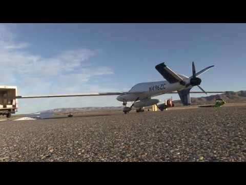 UAS Demonstration at the Nevada National Security Site