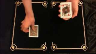 The One Eyed Jacks - Card trick + tutorial