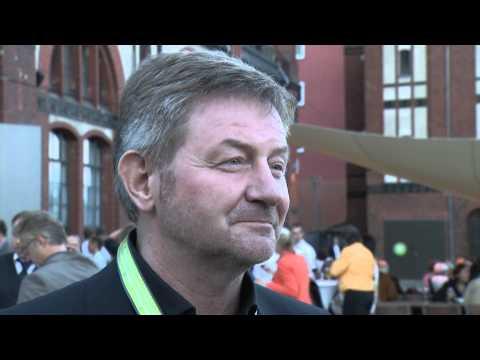 energyart am 07.08.2012 in Berlin - Prof. Wigbert Riehl