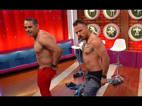 El sexy Gonzalo Egas en EL INTERRUPTOR -  VIA X