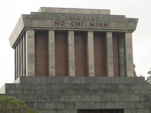 (HO CHI MINH MAUSOLEUM) DAY 2 IN HANOI PART 1- VLOGGING IN VIETNAM