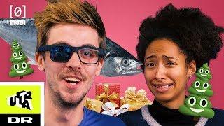 UNBOXING: Prank med rådden fisk og skjult kamera | Nørd | Ultra