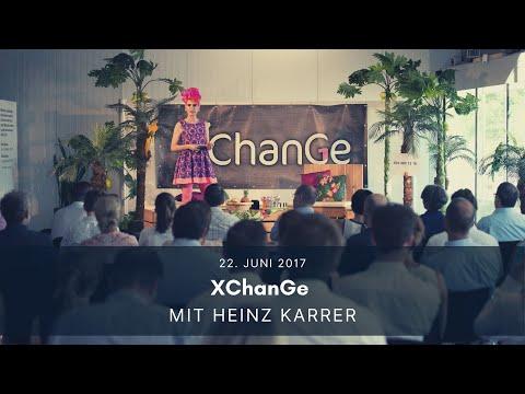 XChanGe mit Heinz Karrer
